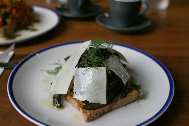 Mushrooms-on-toast